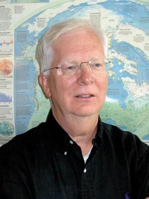 Climatologist David Phillips