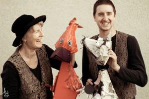 Wendy Passmore-Godfrey and Devon Dubnyk