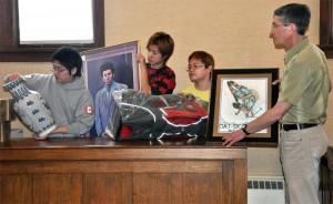 Fund-raising auction