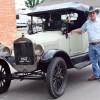 Don McLean of Fort Macleod will display his Tin Lizzie on Friday.