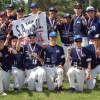The F.P. Walshe Flyers won the Tier 2 high school provincial baseball title -- their second provincial title in a row.