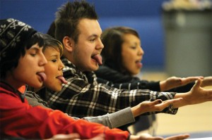Youth hypnotized at school event