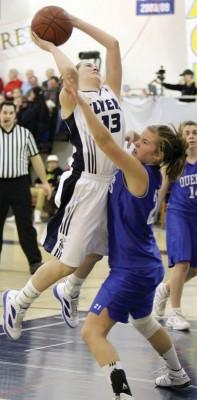 sydney plourde basketball player