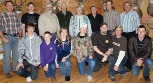 Fort Macleod fish and game award winners