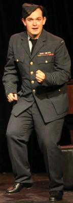 Ryan Reese as Neville Shannon
