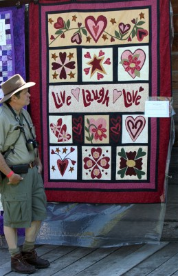 The Fort quilt show