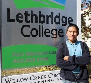 Steven Ellertson of Brocket is one of 20 young people from across Canada chosen to attend a youth summit hosted by the National Aboriginal Diabetes Association.