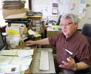 Journalist Ric Swihart