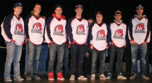 seven players graduate