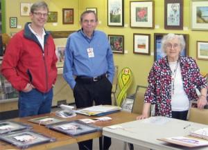 donated artwork