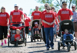A-T Walk for a Cure