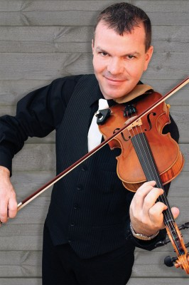 Scott Woods and his band bring their Swinging Fiddles show to Fort Macleod and District Community Hall on Saturday, June 15.