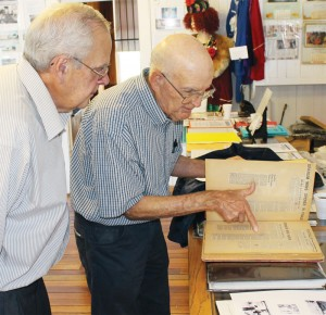 Jack Altman and Mike Sherman