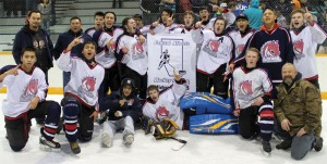 Midget Hockey League champion