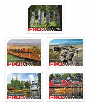 Unesco Stamps