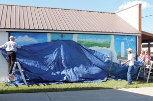mural unveiled