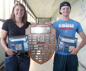Danny Paskal Memorial Athletic Award