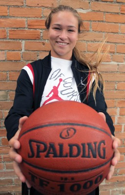 Sam Bassett of Fort Macleod will continue her basketball career with the SAIT Trojans of the Alberta Colleges Athletic Conference.