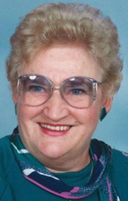 Blanche Edgar
