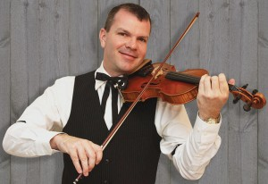 Scott Woods brings his show 'Love That Fiddle' to Fort Macleod on June 4. The concert is a fund-raiser for the new gym at W.A. Day school and Holy Cross Church.