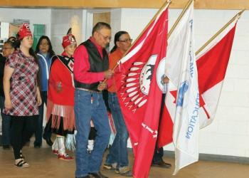 Medicine wheel is focus of Piikani parent conference