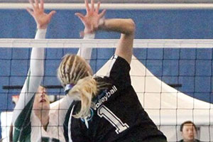 Fort Macleod athlete wins silver at volleyball nationals