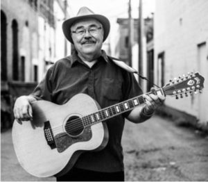 Steve Palmer will perform at Christ Church Anglican in Fort Macleod at 7 p.m. Tuesday, Feb. 7