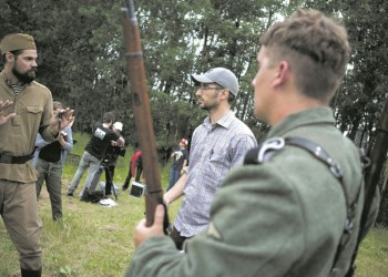 Family mystery inspires filmmaker Eric Soeth to make docu-drama