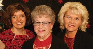 Joyful Melody Trio will perform at the 20th annual Willow Creek Gospel Jamboree.