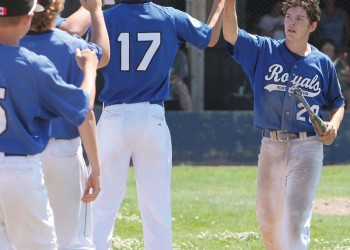 Fort Macleod Royals head to American Legion district playoffs