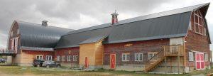 Heritage Acres held the grand opening of the Zoeteman-Vogelaar barn on Saturday.