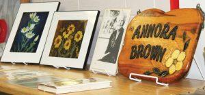 annora brown display