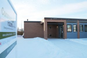 The new Community Futures Alberta Southwest office at 436 24th St., Fort Macleod. A grand opening is planned for 12 noon to 4 p.m. Monday, Jan. 22.