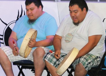 F.P. Walshe grads receive sacred eagle feather blessing