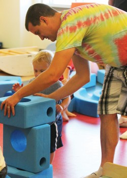 Fort Macleod Kids First program helps dads and kids bond
