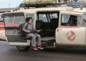 Fort Macleod to host Ghostbusters premiere