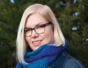 Author Jacqueline Carmichael
