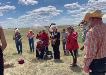 RCMP, elders co-operate to bury prehistoric skull